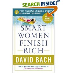 smart women finish rich, by david bach