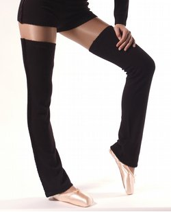 black danskin cashmere legwarmer stocking stuffer