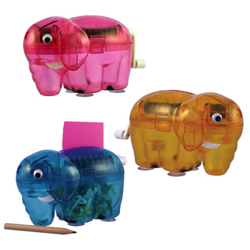 pink elephant paper shredder