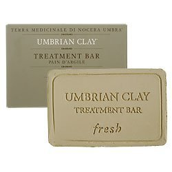 fresh clay umbrian bar skin care
