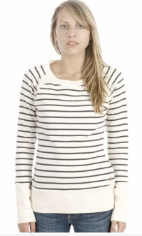 gentle fawn striped long sleeve