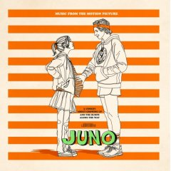 Juno soundtrack cover art