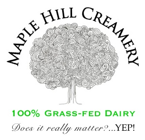 plain Maple Hill Creamery Yogurt