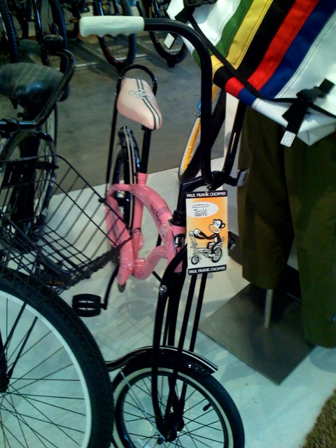 paul frank chopper girl pink pink